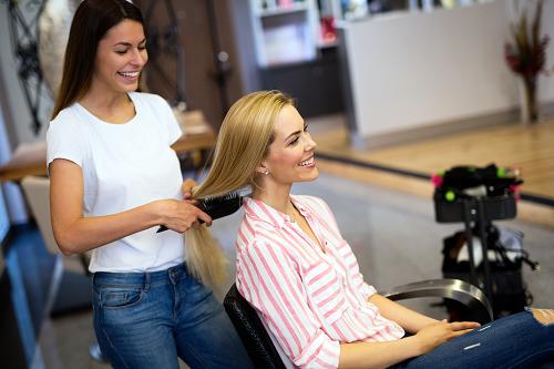 Salon de coiffure Leonor Greyl